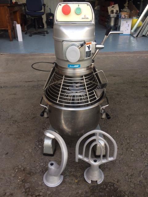 Metcalfe 20q mixer
