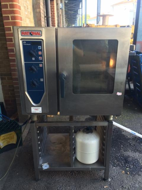 Rational CD 6 combi oven