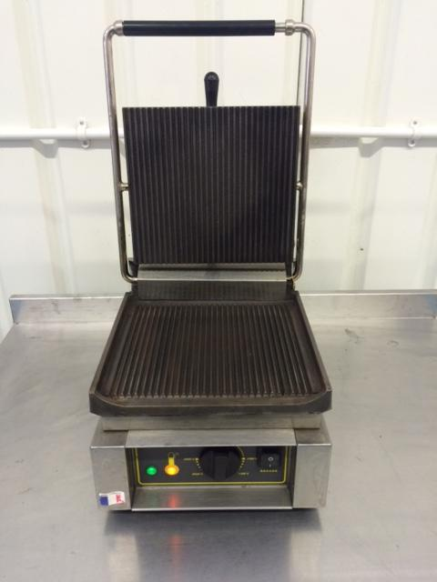 Roller Grill Contact Pinini Grill