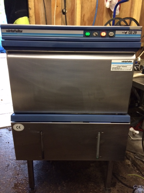 Winterhalter GS29 glass washer