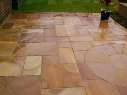 Stone Sealer Sandstone Patio Indian Limestone Natural Slate UK