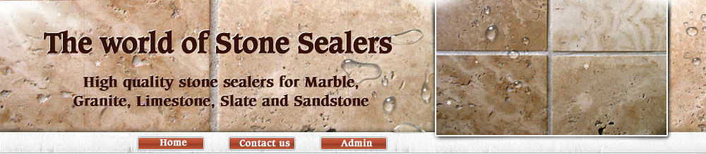 Stone Sealers, UK England