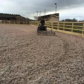 Horse Livery Cheshire Full Part DIY