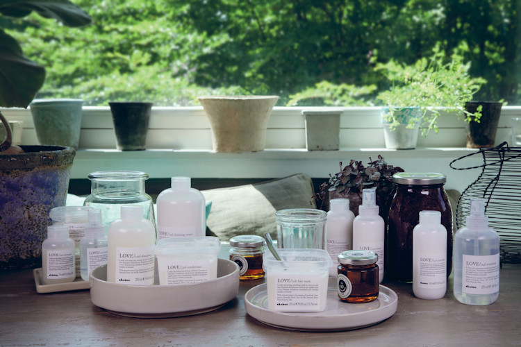 Halo and Davines! Introducing our new range of Hair Care Products by Davines