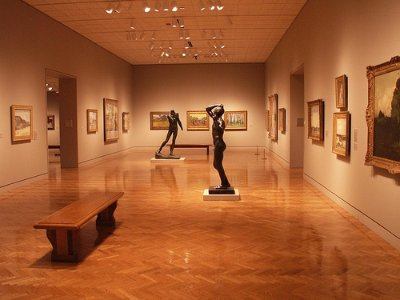 COMMERCIAL WOODEN FLOOR  RESTORATION IN GALLERY AND MUSEUMS.