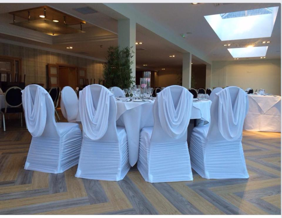Wedding chair covers north east Sunderland Newcastle Durham Tyne and Wear