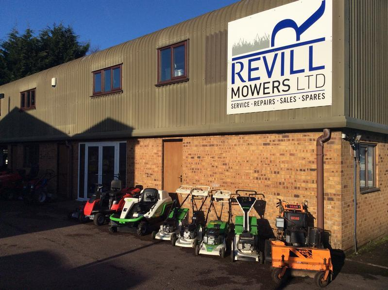 Lawn Mower repairs, sales, spares, service in Coleford, Gloucestershire.