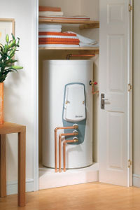 plumber boiler gas central heating poole