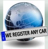 Car Vehicle re registration Los Alcazares Mar Menor Murcia Spain