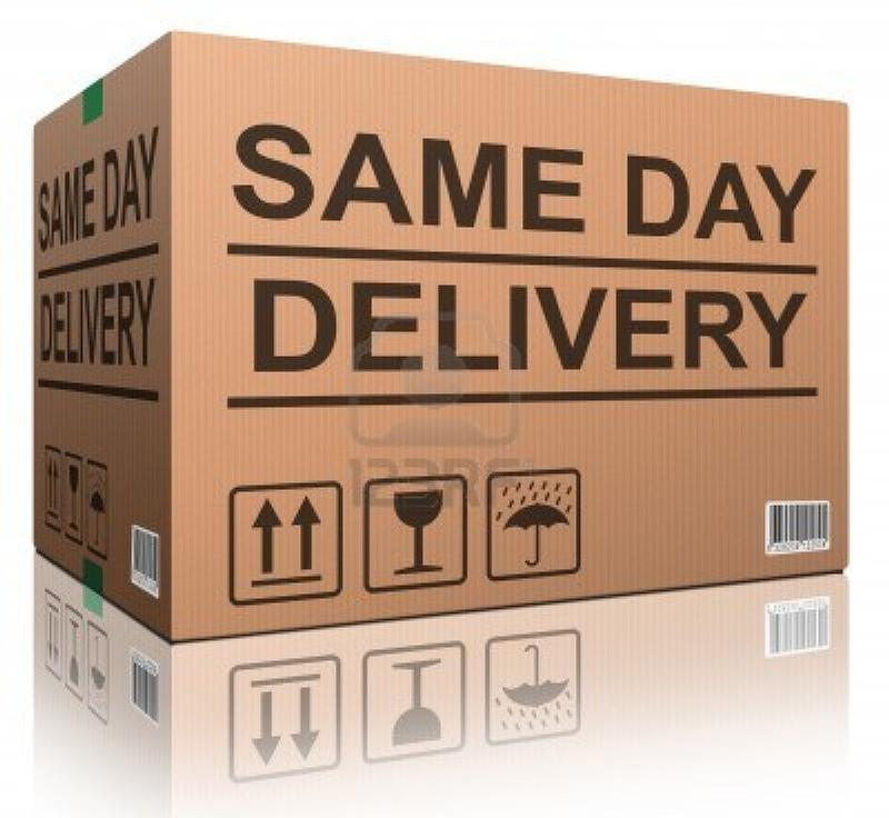 dorking couriers same day package