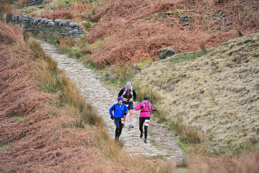 bolton hill marathon running event north west lancashire enter online