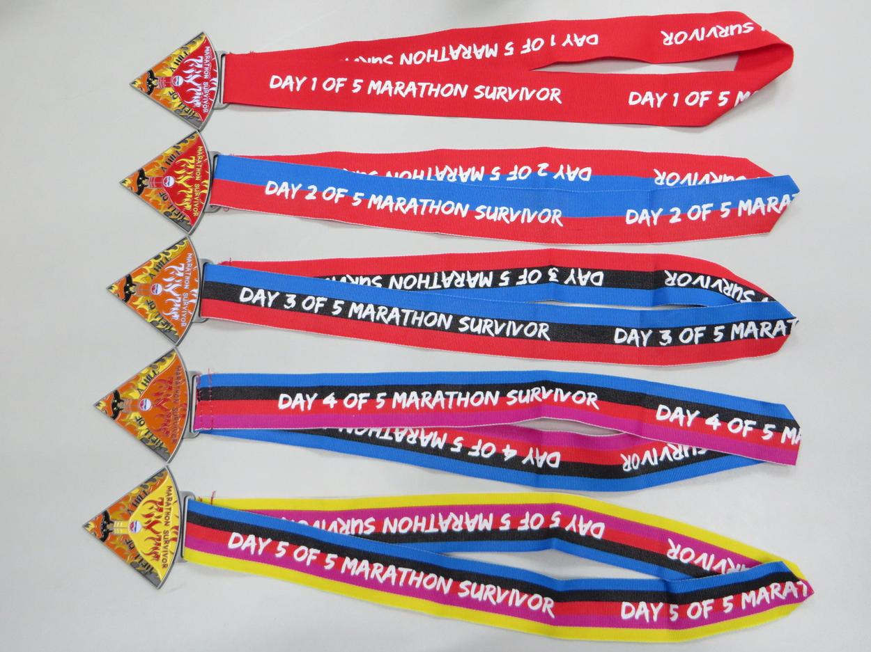 hell of a hill marathon entry toughest endurance 5 in 5 marathons in the UK if not the World