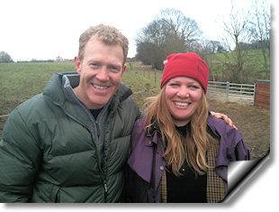 BBC Countryfile Adam Henson Boreray sheep