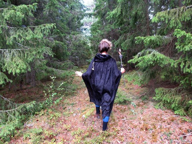Årsgång - Swedish Omen Walk for the Year to Come! In this post international teacher of Norse Shamanism and Fornsidr Imelda Almqvist explains how to perform a typically Swedish