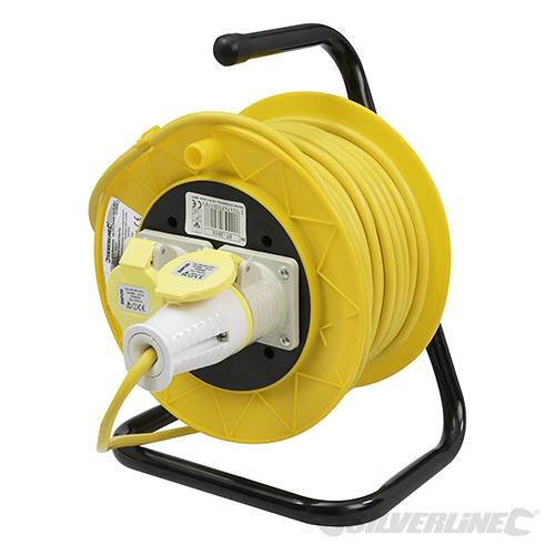 110v Cable Reel / Extension Lead