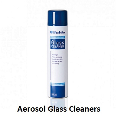 Bohle Professional Glass Cleaner, professional glass cleaners, wurth active glass cleaner