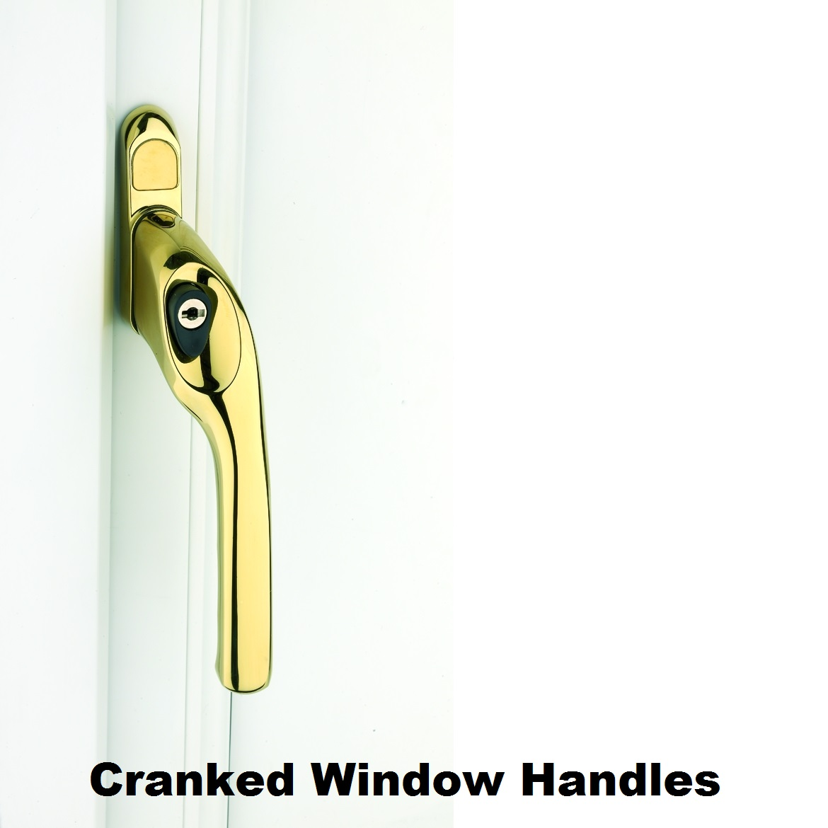 Replacement  Window Handles Cranked