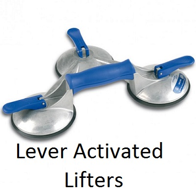Veribor Glass Suction Lifters
