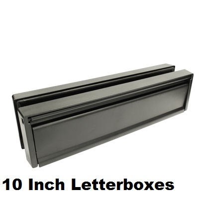 Replacement 10 inch UPVC Letterbox