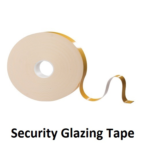 Security Glazing Tapes