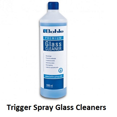 Bohle Professional Glass Cleaner, professional glass cleaner
