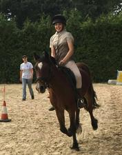Riding lessons byfleet surrey