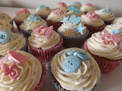 Cupcake delivery by courier to all UK areas