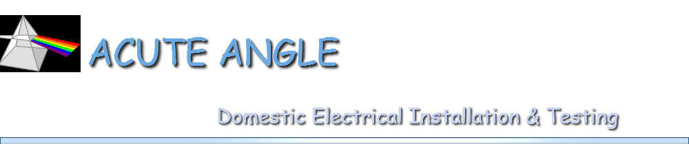 Domestic Electrical Services Alton Hants
