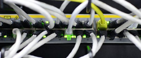 Commercial Data Cabling Service Basingstoke and Hampshire