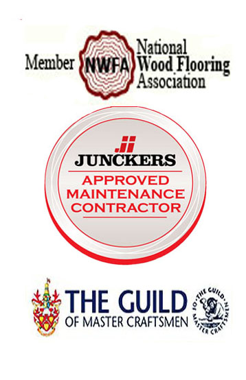 The Guild of Master Craftsmen, Junckers & Member of National Wood Flooring Association in London
