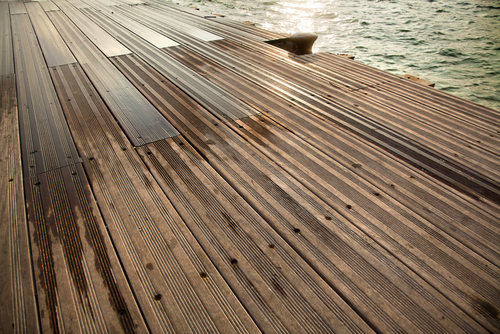 Wooden decking Services in London