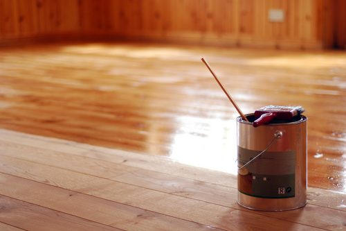 Wood Floor Oiling Services in London