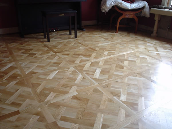 We repaired and restored parquet flooring in Old street which was beyond this. We are very proud of it.