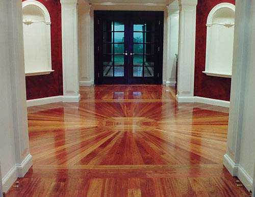 Wood Floor Sanding & Repairing Services