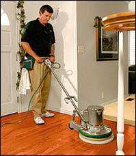 Minimal disruption and mess Wood Floor Sanding Services