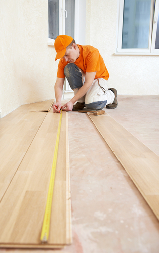 Wood Floor Repairing Services