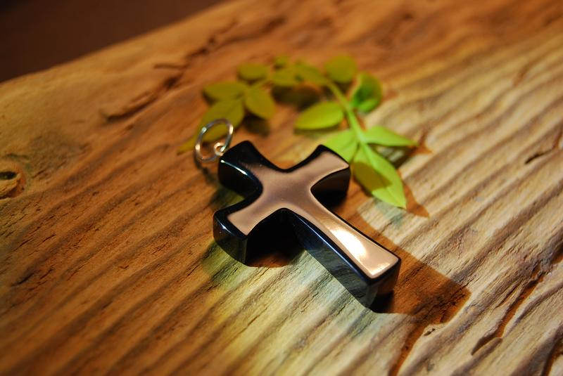 Whitby Jet Cross