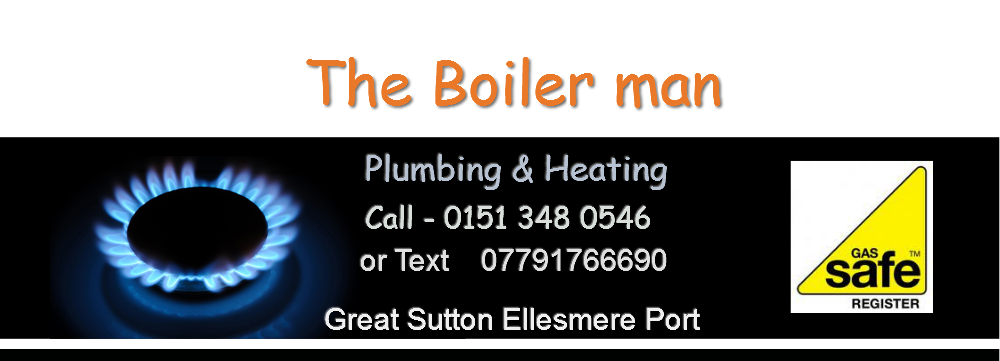 Plumbing Heating Gas Boiler Repairs Ellesmere Port Neston
