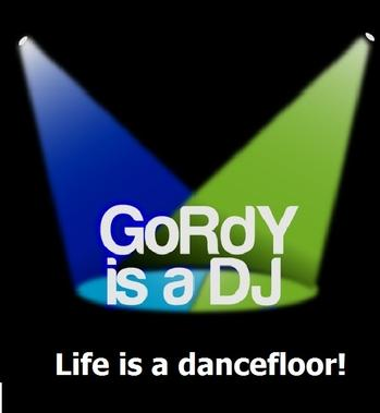 Gordy is a DJ