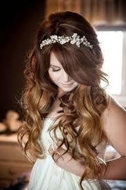 bridal hair service at mill hill