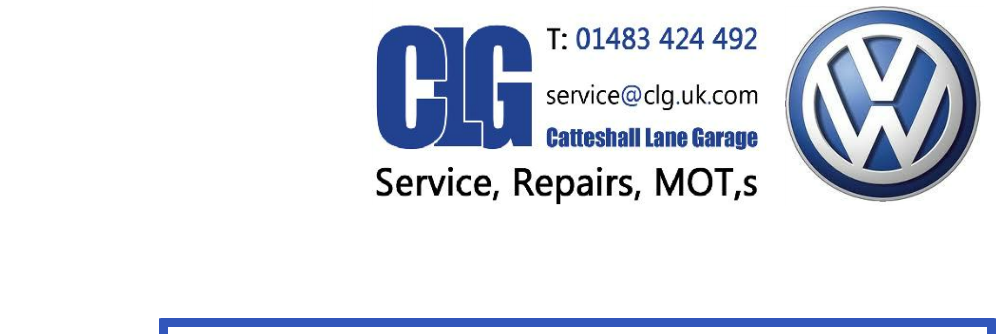 Local Garages in Godalming, Surrey | Catteshall Lane Garage
