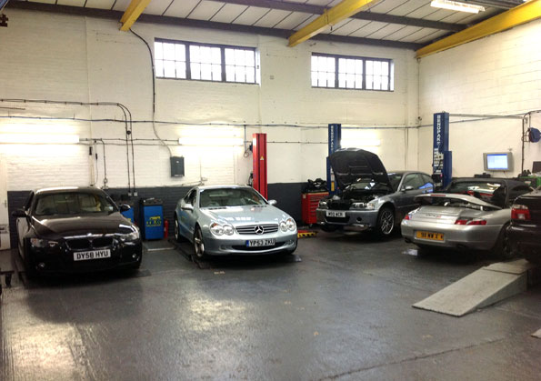 Marlow car service and repair