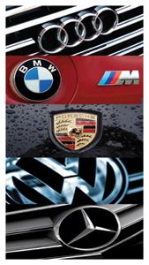 BMW Mercedes Porsche VAG