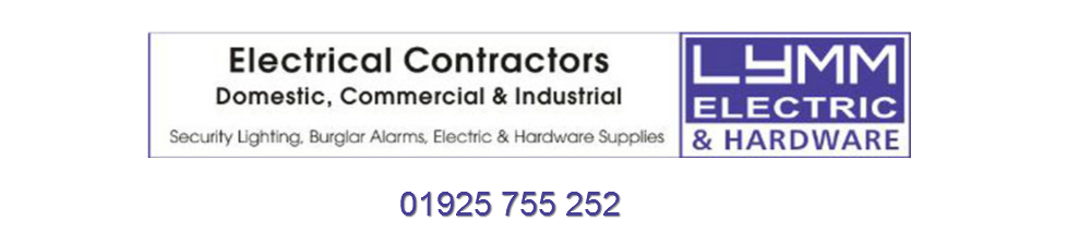 Electrician Warrington
