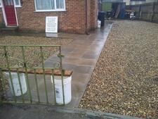 Driveways in Ely