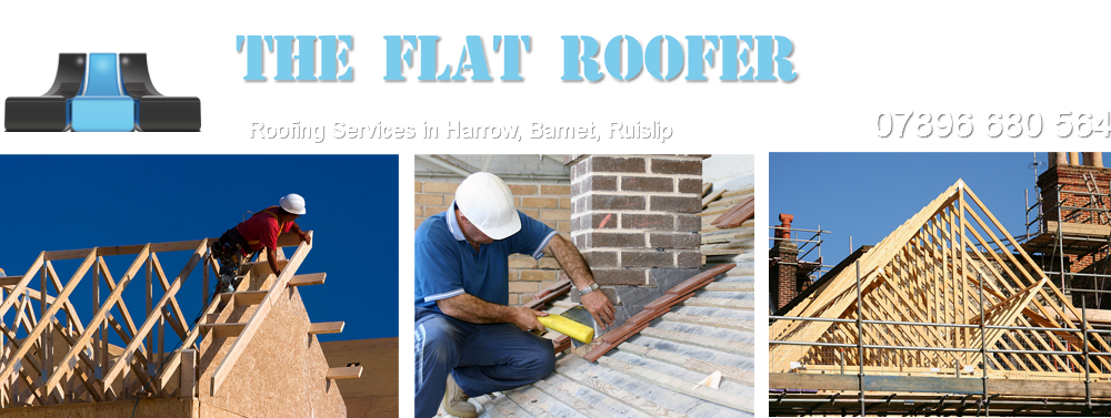 Flat Roofing & Repairs Harrow,Barnet ,Ruislip