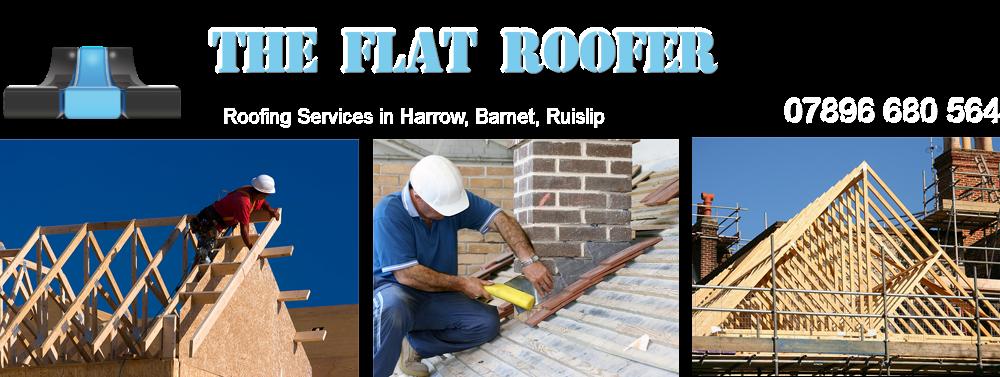 Flat Roofing & Repairs Harrow,Barnet ,Ruislip