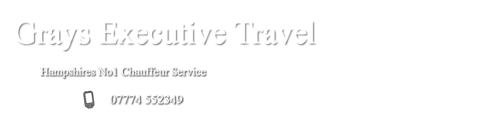 Airport Transfers Southampton | Gray's Private | Southampton Chauffeur | Hampshire Chauffeur
