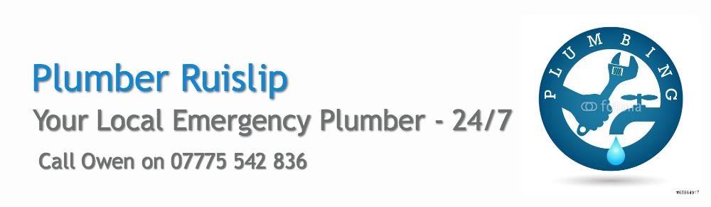 Ruislip Plumber 24Hr Emergency Plumber Ruislip Call Owen