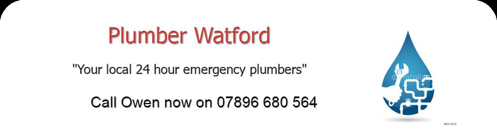 Plumber Watford Call Owen